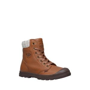 Ledersneakers 74460