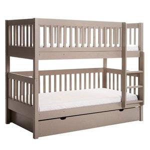 Lits superposés ou lits jumeaux Diablotin AM.PM