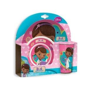 Disney Docteur La Peluche - kit 3 pieces Vaisselles Repas Enfants DISNEY