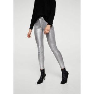 Jean skinny enduit MANGO