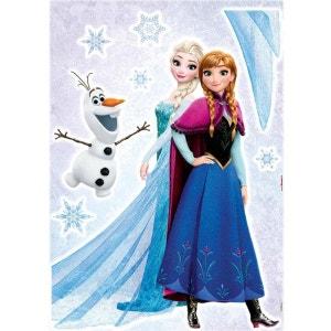 Stickers géant Trio La Reine des Neiges Disney LA REINE DES NEIGES