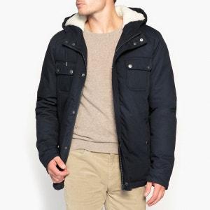 Manteau col montant doublé sherpa déperlant La Redoute Collections