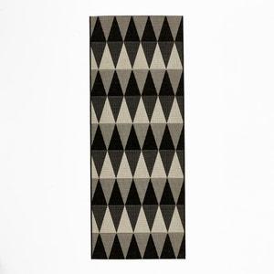 Дорожка ковровая с рисунком из ромбов, Mourwad La Redoute Interieurs