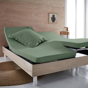 Sábana bajera 100% algodón orgánico para cama articulada SCENARIO