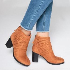 Boots multi-brides La Redoute Collections