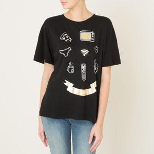 T-shirt à motifs WILDFOX