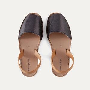 Sandalen in leer MINORQUINES