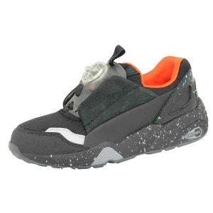 Puma MCQ DISC Chaussures Mode Sneakers Femme Noir PUMA