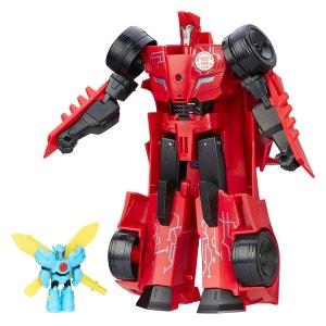 Transformers - Robot in Disguise - Power Heroes Sideswipe - HASB7068ES00 HASBRO