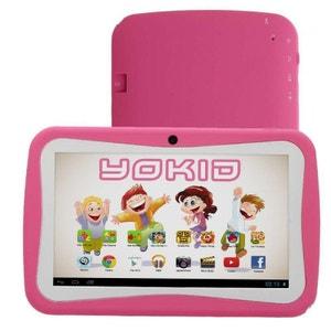 Tablette tactile enfant YOKID quad core 7 pouces Android 5.1 Rose 12Go Yonis
