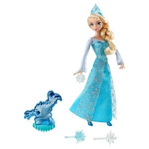 La Reine des Neiges - Elsa Pouvoir de Glace - MATCGH15 MATTEL