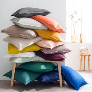 Cotton Percale Duvet Cover La Redoute Interieurs