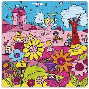Puzzle 49 pièces : Au pays des Princesses VILAC
