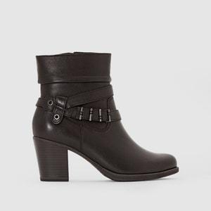 Boots cuir 25337-27 TAMARIS