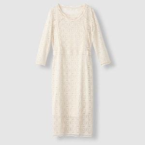 Vestido de guipur Yukari NUMPH