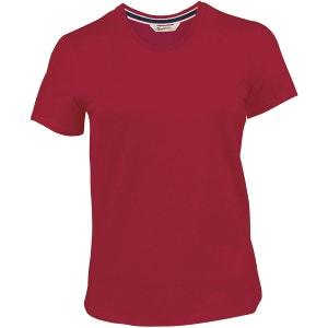 T-Shirt À Manches Courtes - Femme KARIBAN VINTAGE