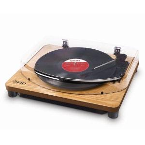 Platine vinyle USB ION CLASSIC LP WOOD ION