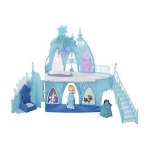 La Reine des Neiges - Mini-poupée Château d'Elsa - HASB5197EU40 HASBRO