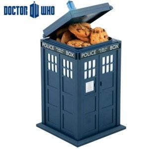 Boîte à Gâteaux Sonore Tardis Docteur Who, Cadeau Geek Design KAS DESIGN