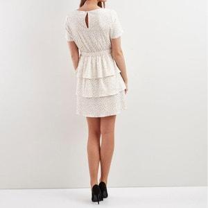 Kleid mit Volants VILA