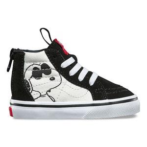 Baskets montantes Snoopy  TD SK8-Hi Zip VANS