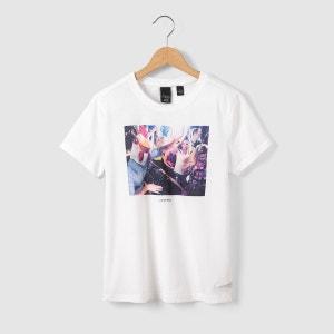 T-shirt impression photo 8-16 ans JAPAN RAGS
