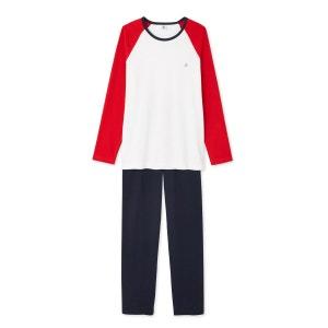 Pyjama garçon à petit motif voilier PETIT BATEAU
