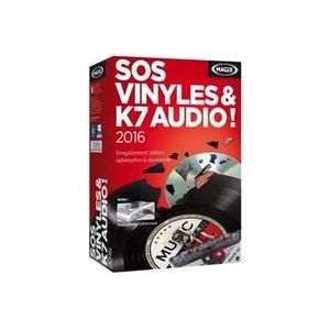 Logiciel PC MAGIX SOS Vinyls & K7 Audio ! 201 MAGIX
