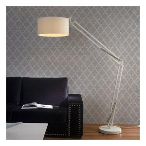 Lampe de salon design à pied articulé Dublin Zendart Sélection ZENDART