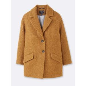 Manteau femme oversize CYRILLUS