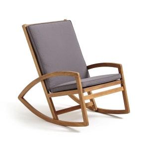 Rocking chair de jardin OZENALD La Redoute Interieurs