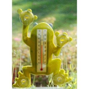 Thermomètre grenouille ESSCHERT DESIGN