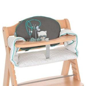 HAUCK Le coussin d?assise Confort forest fun accessoires chaise haute HAUCK