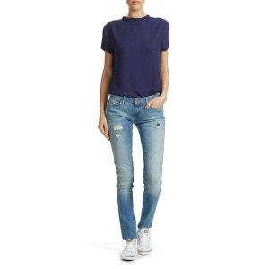 Jeans Wrangler Courtney Skinny Bleu Femme WRANGLER