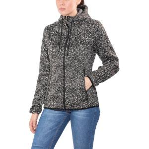 Belleville - Sweat-shirt Femme - gris/noir JACK WOLFSKIN