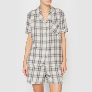 Pijama curto com mangas curtas R essentiel