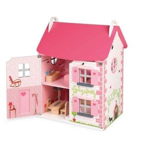 Maison de poupées en bois Mademoiselle JANOD