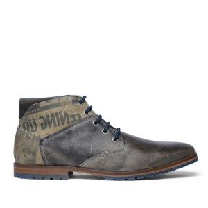 Chaussures à lacets montantes SACHA
