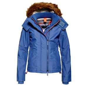 Veste à capuche en fourrure à doublure sherpa SD-Wind Attacker SUPERDRY
