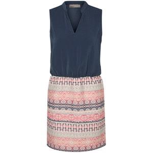 Kleid, Materialmix, ärmellos VERO MODA