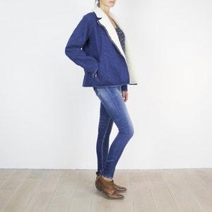 Mid-Season Short Cotton Bomber Jacket LE TEMPS DES CERISES