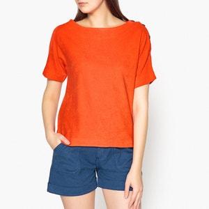 Camiseta de algodón afelpado JAMIN HARRIS WILSON