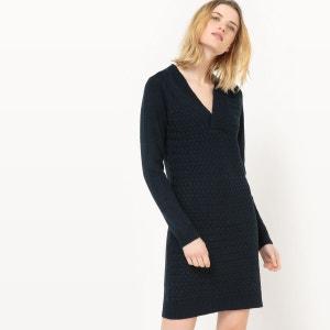 Robe tricot torsade La Redoute Collections