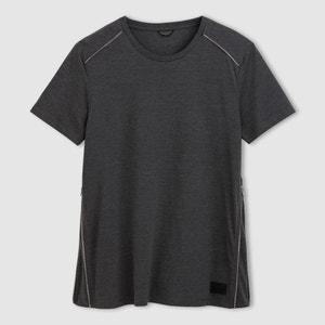 T-Shirt, seitliche Reissverschlüsse JACK & JONES