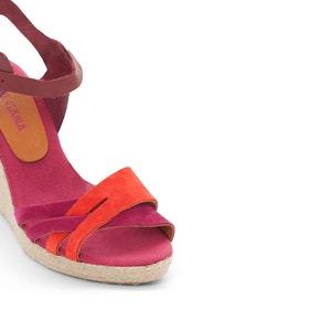 Sandalias con tacón de cuña Myriam PARE GABIA