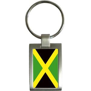 Porte clef Jamaïque by Cbkreation CBK