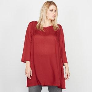 Blusa túnica con godets CASTALUNA