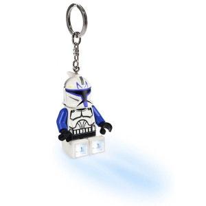 Porte-clés Figurine Lego Star Wars : Captain Rex LEGO