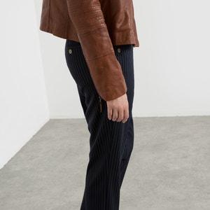 Pantalon rayé 7/8ème La Redoute Collections