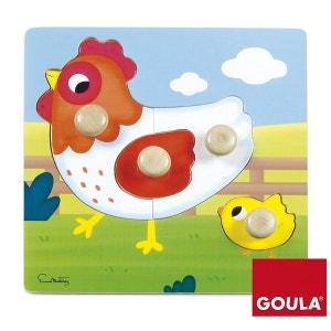 Puzzle Poule GOULA